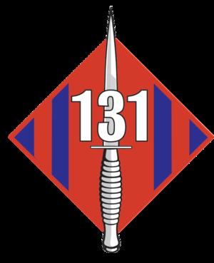 131 Commando Squadron Royal Engineers - 131 Cdo Sqn emblem