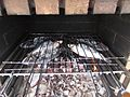 14-05-2017 Sea bream on a barbeque, Albufeira.JPG