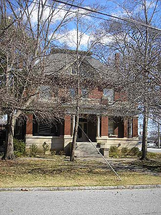 National Register of Historic Places listings in Muscogee County, Georgia - Image: 1400 3rd Avenue