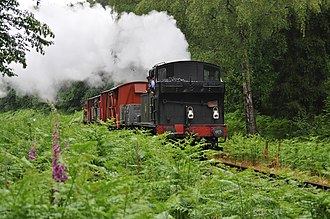 Dean Forest Railway - Image: 1450 as 1401 Dean Forest Railway