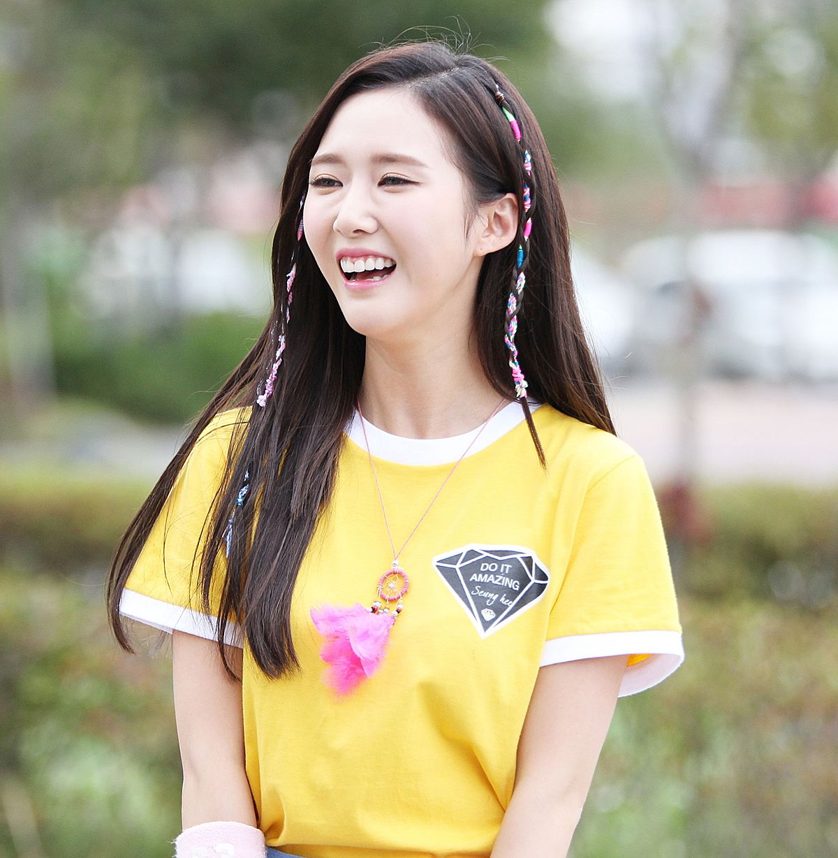 Cho Seung-hee (entertainer) - Wikipedia