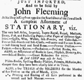1771 Fleeming BostonEveningPost 15April.png
