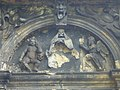 17thC mausoleum sculpture, Greyfriars Kirkyard - geograph.org.uk - 1413057.jpg