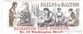 1853 Dickinson BostonAlmanac.png