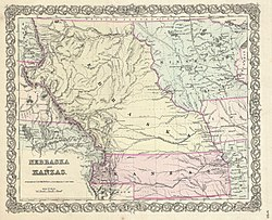 Kansas Territory - Wikipedia