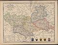 1860. Карта губерний Киевской, Черниговской, Волынской, Каменец-Подольской и Полтавской.jpg