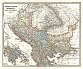 1865 Spruner Map of the Balkans - Geographicus - Pannonia-spruner-1865.jpg