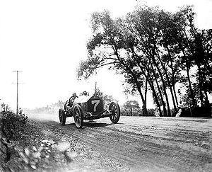 Stutz Motor Company - 1912 Stutz racer