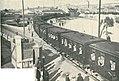 1917 - Chegada ao cais de Alcântara (Lisboa,Portugal) de um transporte de tropas.jpg