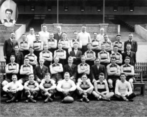 1926 SAFL season - 46th SAFL season Pictured above is the 1926 SAFL premiership team Sturt.