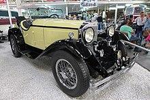 1927 mercedes benz 400 k tourer sinsheim a daimler benz product