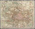 1929 – Carte des Environs de Paris dans un rayon de 20 km. Taride.jpg