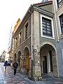 194 Calle de la Estación, 4 (Sabugo, Avilés), porxos.jpg