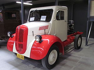 Trojan (automobile) - 1953 Trojan 15 in a New Zealand museum