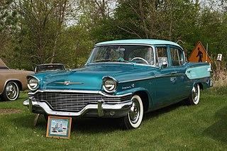 Studebaker President Motor vehicle