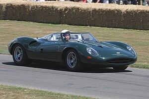 Jaguar XJ13 - Image: 1966Jaguar XJ 13