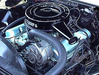 Pontiac V8 engine - Pontiac 326 engine in 1967 Firebird