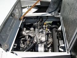 1967 NSU Spider engine.JPG