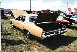 Chevrolet Bel Air Sedan (1972)