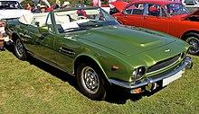 Aston Martin V8 Volante del 1981