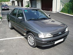 Ford Orion '91 (1990–1992)