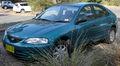 1996-1997 Ford Laser (KJ II (KL)) Liata 5-door hatchback 01.jpg
