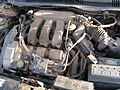 1998 Ford Taurus Wagon Engine (1819429301).jpg