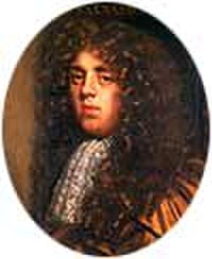 Christopher Vane, 1st Baron Barnard - Lord Barnard