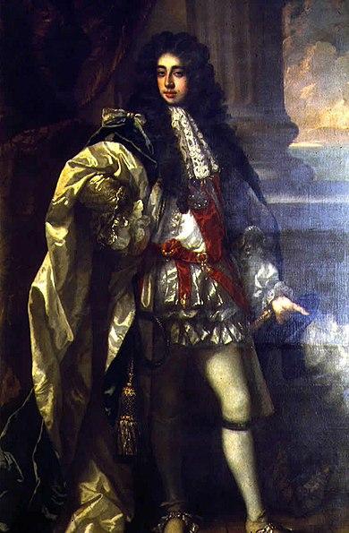 Cela s'est passé en 1684 selon Dangeau - Page 3 390px-1st_Duke_of_Grafton