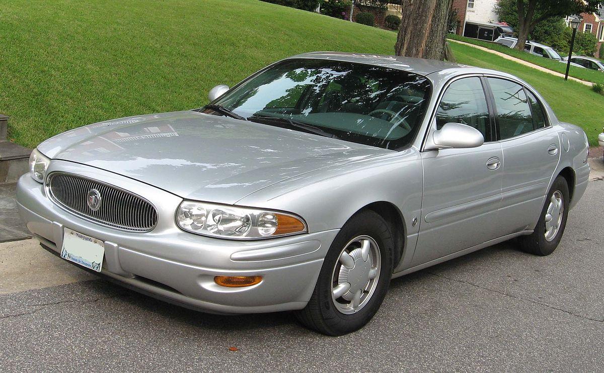 Buick LeSabre – Wikipedia, wolna encyklopedia