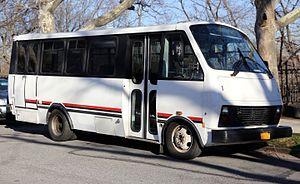 Workhorse Group - A 2002 Workhorse P32 with ElDorado Escort bus bodywork