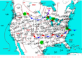 2004-06-30 Surface Weather Map NOAA.png