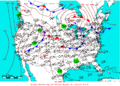 2005-06-06 Surface Weather Map NOAA.png