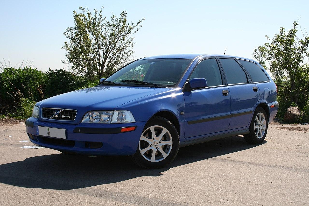 File 2006 06 13 Volvo V40 1 Jpg Wikimedia Commons