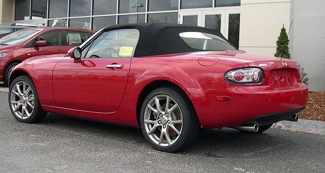 Mazda MX-5 3rd Generation (NC)