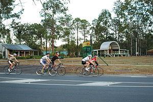 Samford, Queensland - Centre of Samford Village