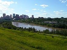 Edmonton Wikipedia - Where is edmonton