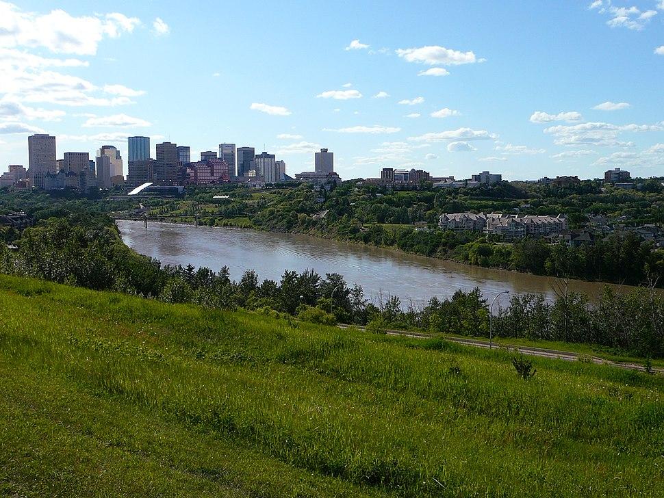 2008-06-19 North Saskatchewan River 3