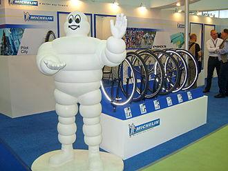 Michelin Man - Bibendum in Taipei, 2008