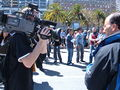 2008 Olympic Torch Relay in SF - media 06.JPG
