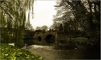 Nunnington Hall - Bridge