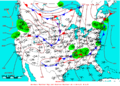 2009-05-06 Surface Weather Map NOAA.png