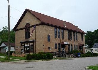 Norway Township, Michigan - Norway Township/Vulcan Town Hall, Vulcan.