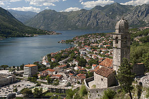 Natural and Culturo-Historical Region of Kotor - Alley in Kotor