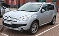 2009 Citroen C-Crosser Exclusive HDi 2.2 Front.jpg