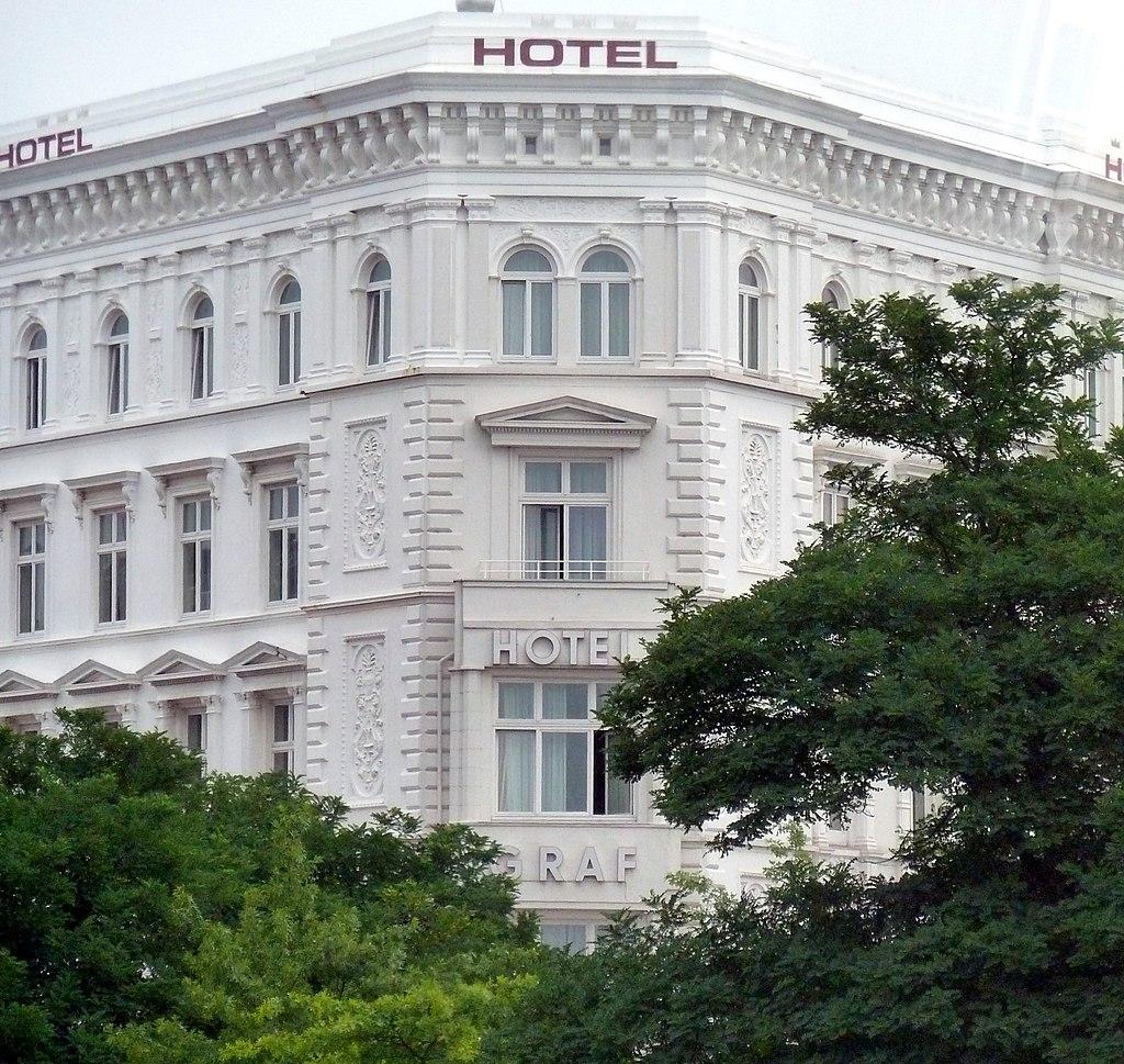 Hotel Graf Moltke Hamburg