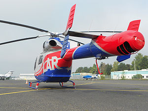 Luxembourg Air Rescue - MD Helicopter 902