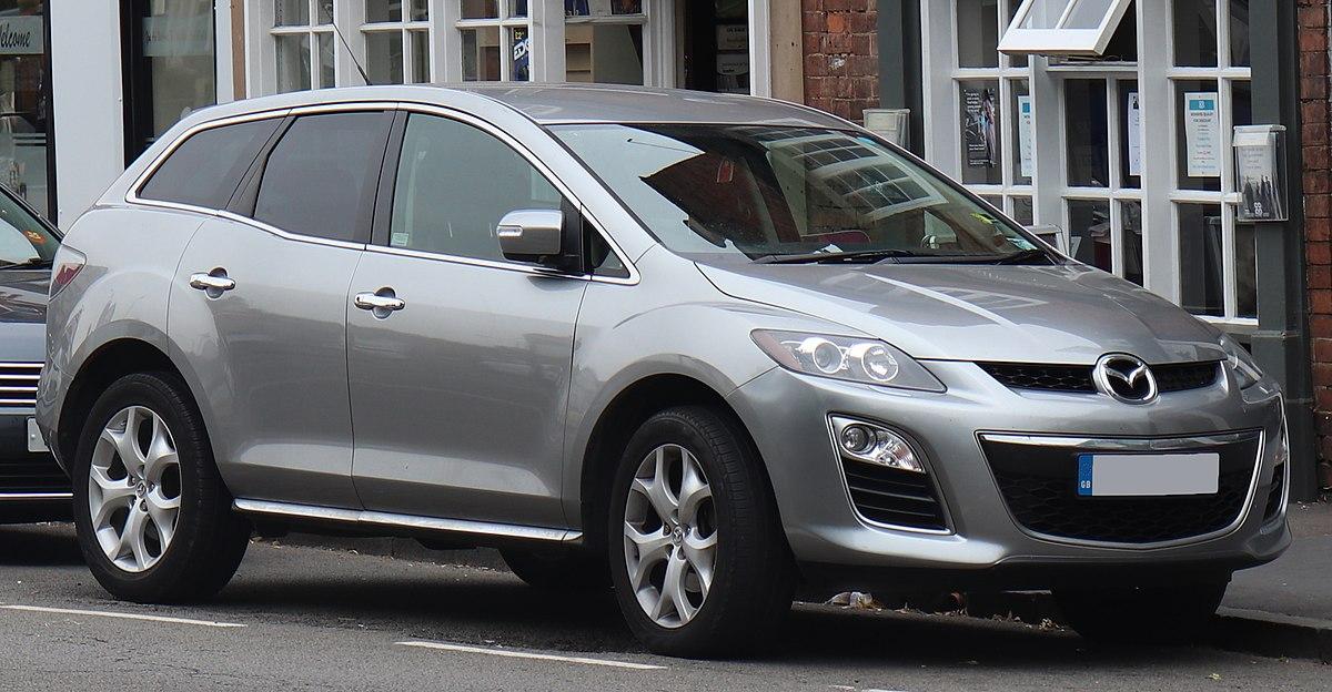 Mazda CX-7 – Wikipédia, a enciclopédia livre