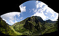 2011 Oct 02 Iao Valley Mountainside Panorama.jpg