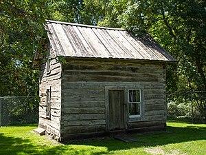 National Register of Historic Places listings in Kandiyohi County, Minnesota - Image: 2012 0821 Kandiyohi Endreson House